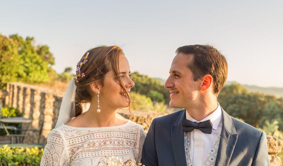 La boda de Guillaume y Bea en Montuïri, Islas Baleares