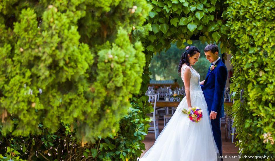 La boda de Dani y Anna en Castellvi De La Marca, Barcelona