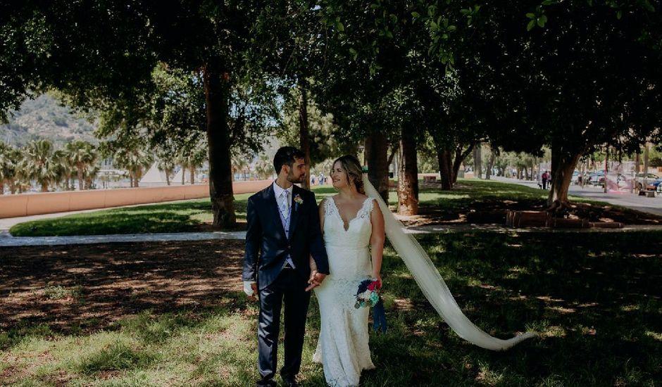 La boda de Francisco Javier y María Jesús en Cartagena, Murcia