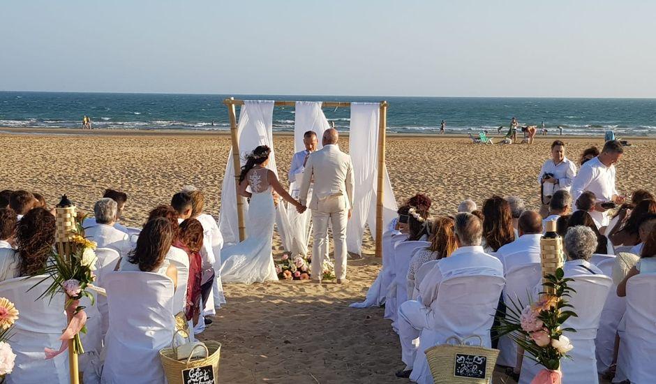 La boda de César y Susana en Punta Umbria, Huelva