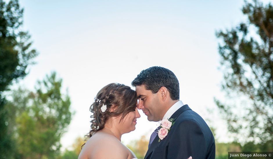 La boda de Rubén y Eva en Rivas-vaciamadrid, Madrid