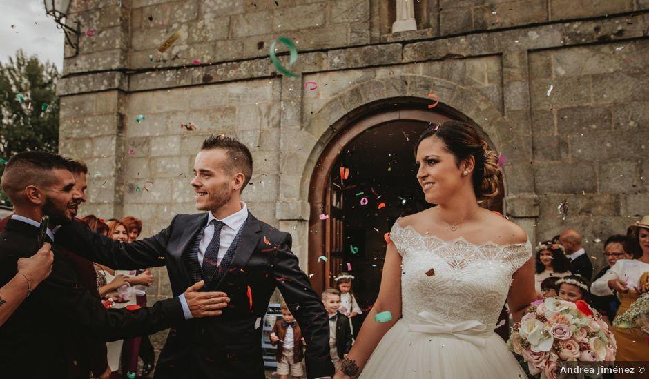 La boda de Alfonso y Mariola en Las Fraguas, Cantabria