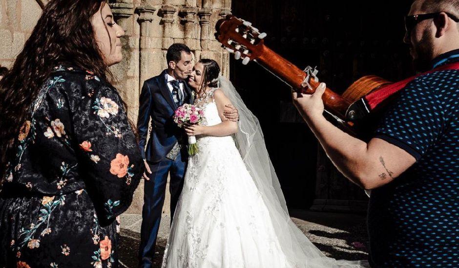 La boda de Antonio y Janira en Cáceres, Cáceres
