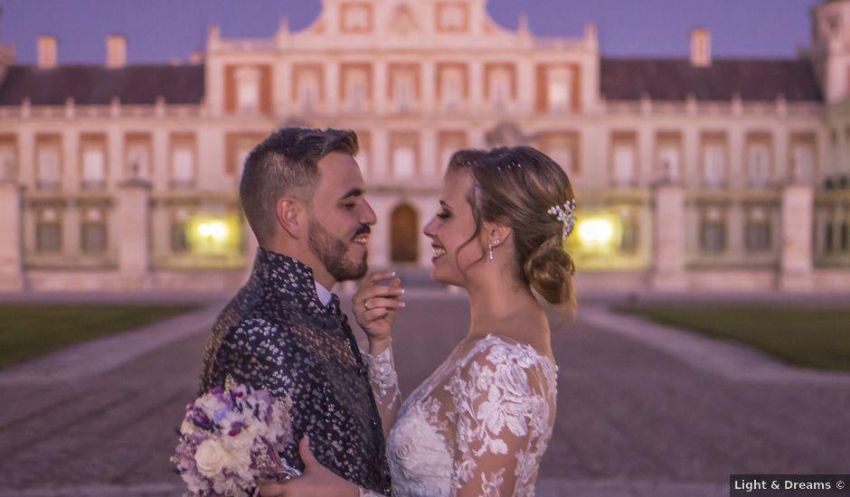La boda de Ana y Ismael en Aranjuez, Madrid