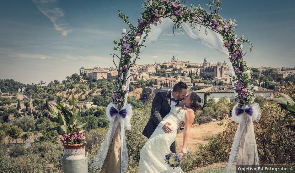 La boda de Carlos y Laura en Toledo, Toledo