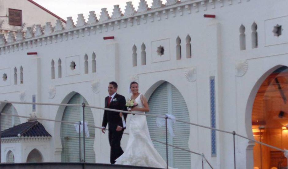 La boda de Toro  y Marié en Grao de Castellón, Valencia