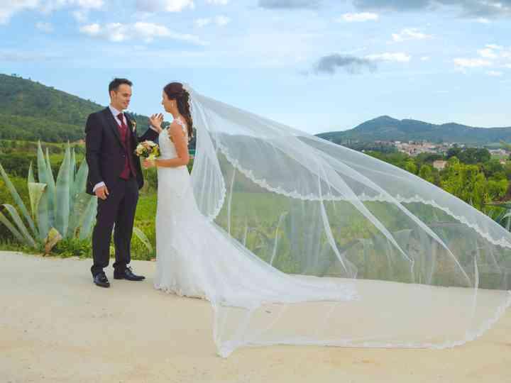 La boda de Cristina y Martí
