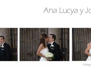 La boda de John Jorge y Ana Lucya 1