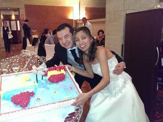 La boda de John Jorge y Ana Lucya
