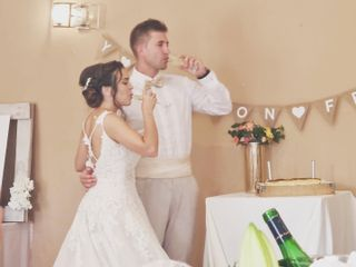La boda de Lidia  y Eduard 1