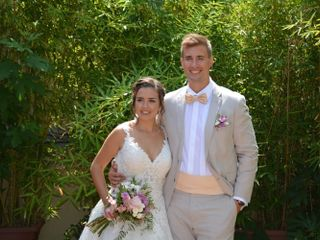 La boda de Lidia  y Eduard