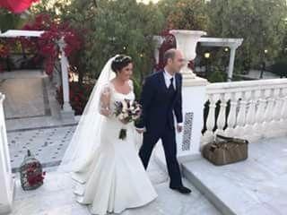 La boda de Patricia y Efrain 1