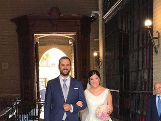 La boda de Almudena y Agustin 1
