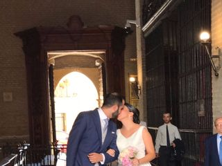 La boda de Almudena y Agustin 2
