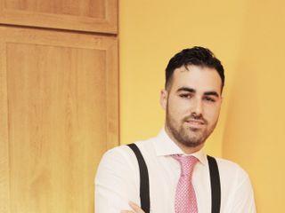 La boda de Rosario y Fabio 1