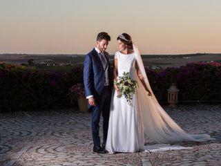 La boda de Rocio y Jaime