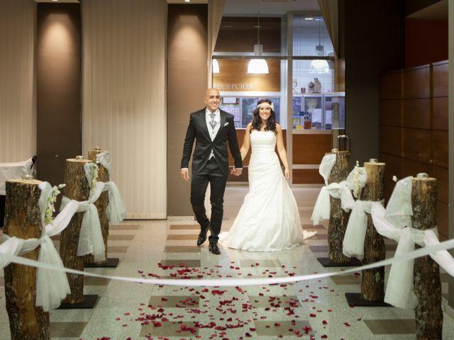 La boda de Itamar y Jenny en Cáceres, Cáceres 13