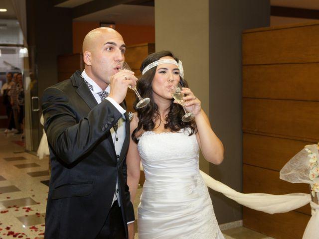 La boda de Itamar y Jenny en Cáceres, Cáceres 16