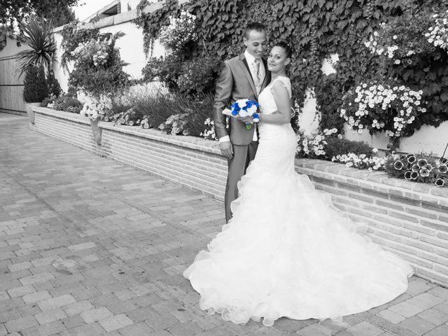 La boda de Rafa y Zaida en Illescas, Toledo 2