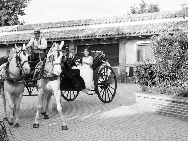 La boda de Rafa y Zaida en Illescas, Toledo 5