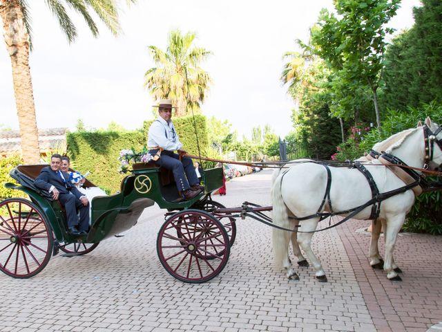 La boda de Rafa y Zaida en Illescas, Toledo 6
