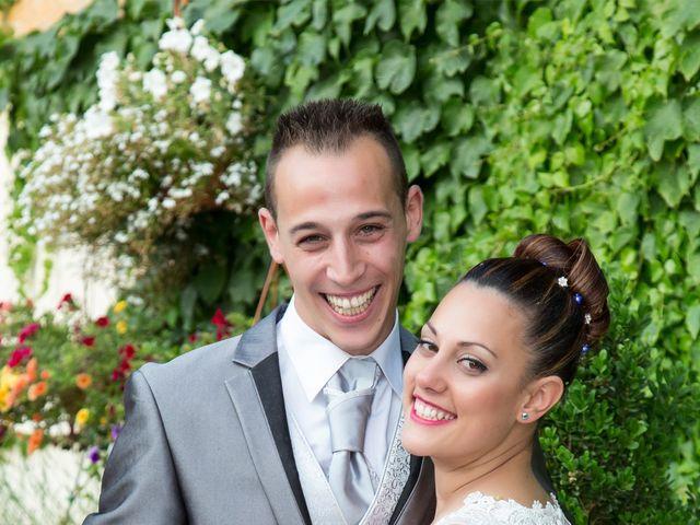 La boda de Rafa y Zaida en Illescas, Toledo 11
