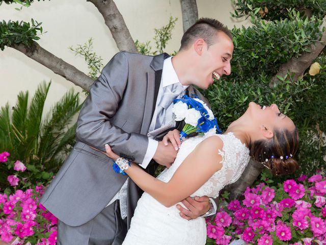 La boda de Rafa y Zaida en Illescas, Toledo 12