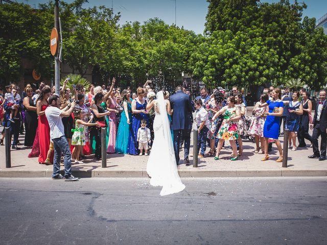 La boda de Jose y Eli en Montcada I Reixac, Barcelona 13