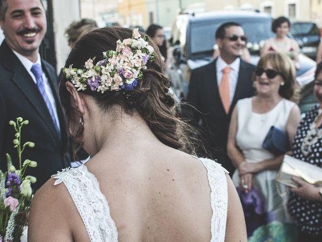 La boda de Alejandro  y Cristina en Hellin, Albacete 1