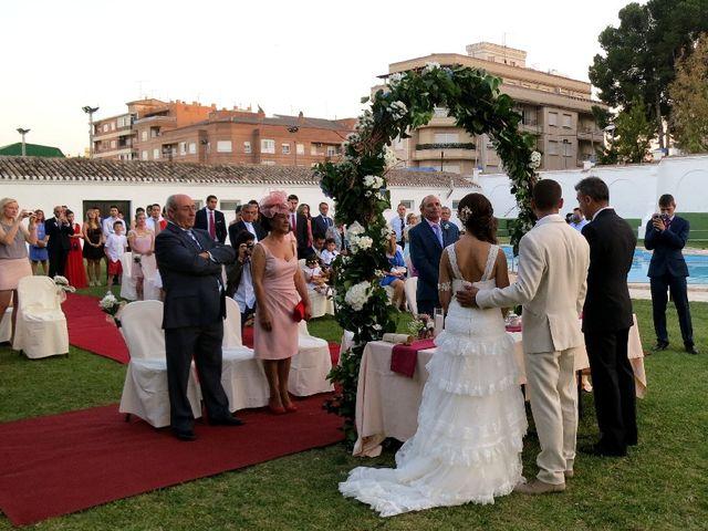 La boda de Alejandro  y Cristina en Hellin, Albacete 2
