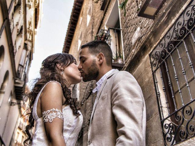 La boda de Alejandro  y Cristina en Hellin, Albacete 7