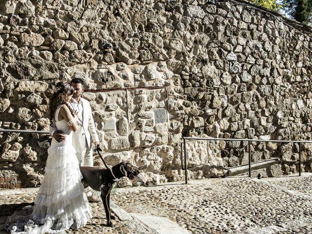 La boda de Alejandro  y Cristina en Hellin, Albacete 8