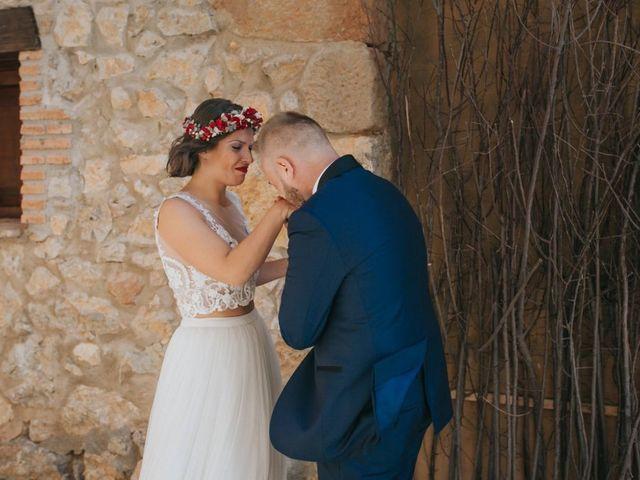 La boda de Miguel y Mercè en Canalda, Lleida 27