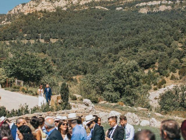 La boda de Miguel y Mercè en Canalda, Lleida 28