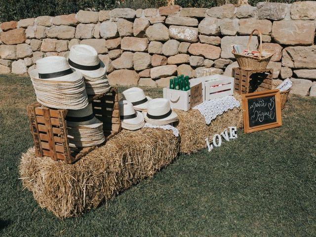 La boda de Miguel y Mercè en Canalda, Lleida 31