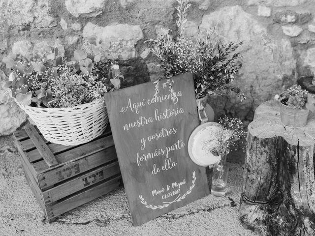 La boda de Miguel y Mercè en Canalda, Lleida 32