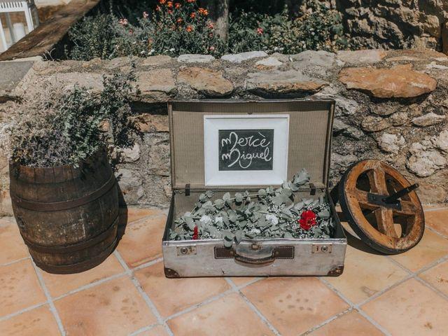 La boda de Miguel y Mercè en Canalda, Lleida 33
