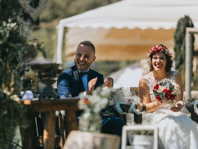 La boda de Miguel y Mercè en Canalda, Lleida 34