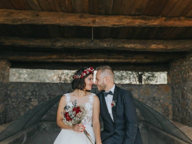 La boda de Mercè y Miguel
