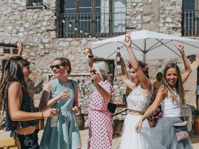 La boda de Miguel y Mercè en Canalda, Lleida 40