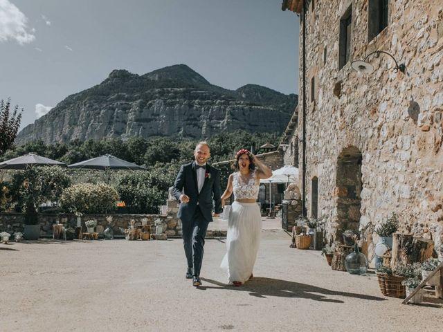 La boda de Miguel y Mercè en Canalda, Lleida 41