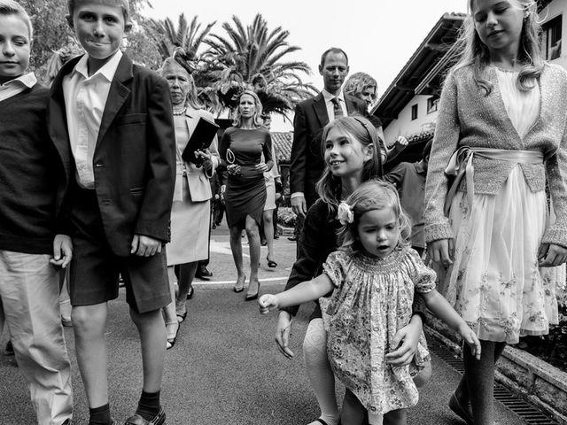 La boda de Álvaro y Idoia en Donostia-San Sebastián, Guipúzcoa 9