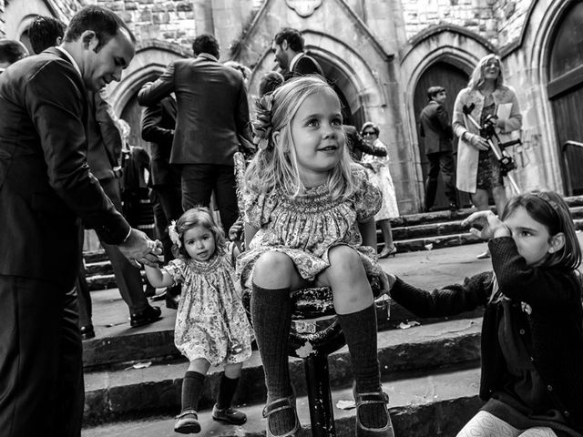 La boda de Álvaro y Idoia en Donostia-San Sebastián, Guipúzcoa 10