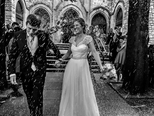 La boda de Álvaro y Idoia en Donostia-San Sebastián, Guipúzcoa 12