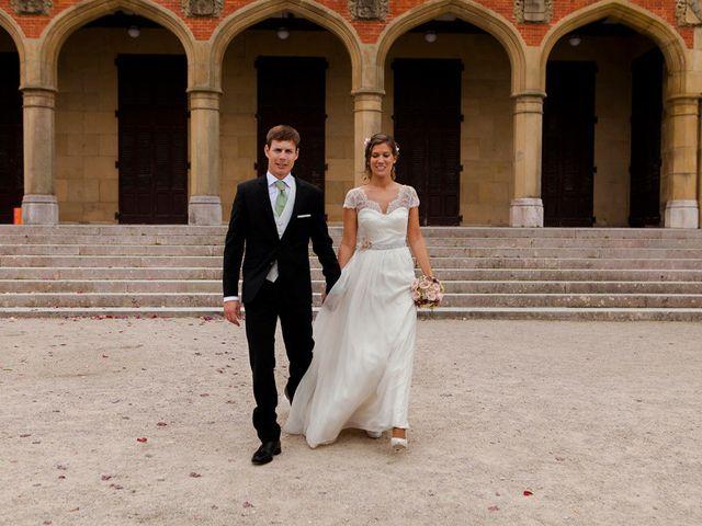 La boda de Álvaro y Idoia en Donostia-San Sebastián, Guipúzcoa 16