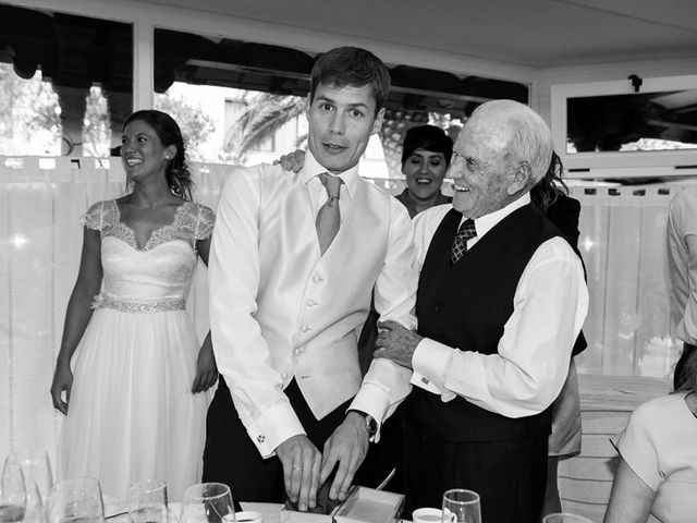 La boda de Álvaro y Idoia en Donostia-San Sebastián, Guipúzcoa 27