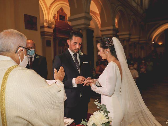 La boda de Lydia y José Luis en Sevilla, Sevilla 11
