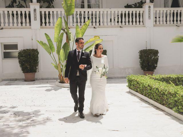 La boda de Lydia y José Luis en Sevilla, Sevilla 17