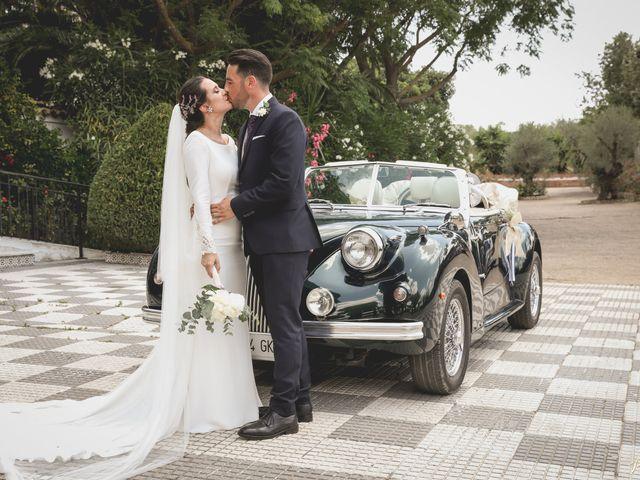 La boda de Lydia y José Luis en Sevilla, Sevilla 19