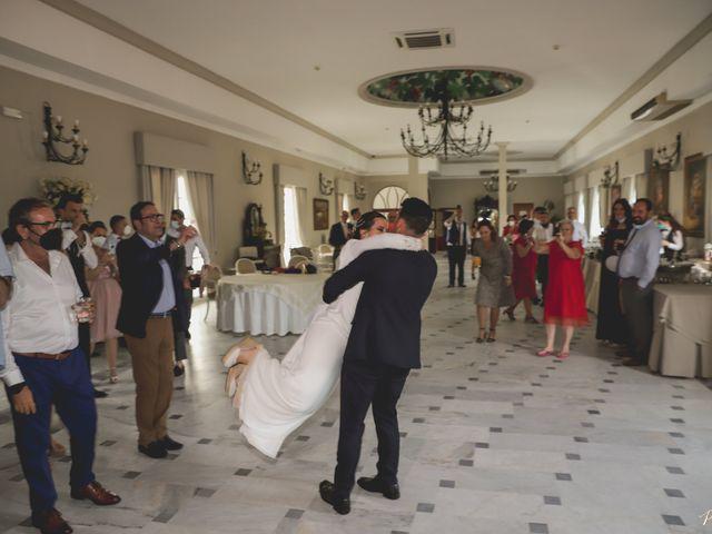 La boda de Lydia y José Luis en Sevilla, Sevilla 22